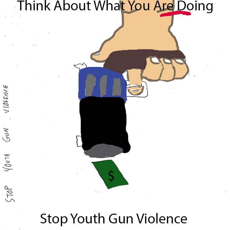 youth gun violence I reducing youth gun violence: an overview of programs and initiatives program summary shay bilchik, administrator office of juvenile justice and.